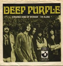 1971 - Strange Kind of Woman